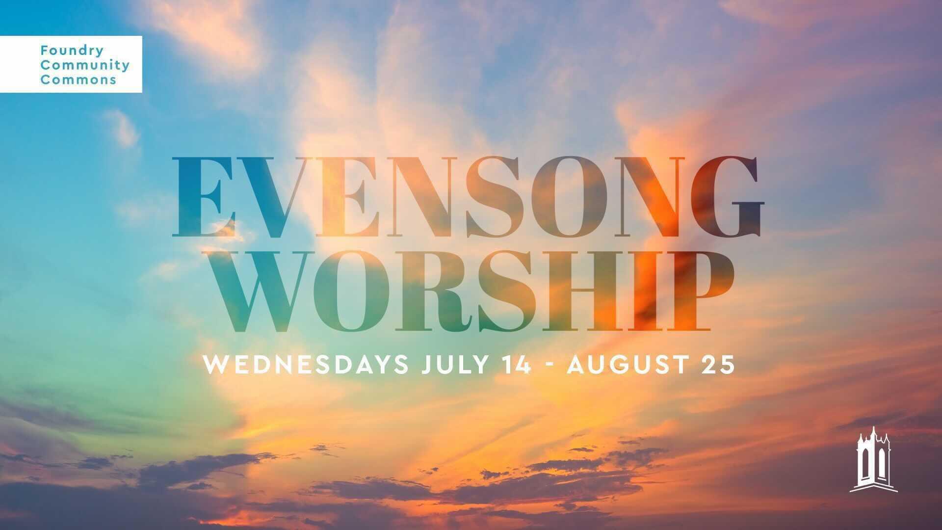 Evensong Worship